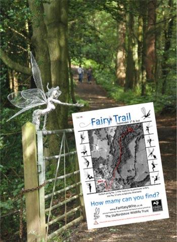 Oakamoor Village Fairy Trail