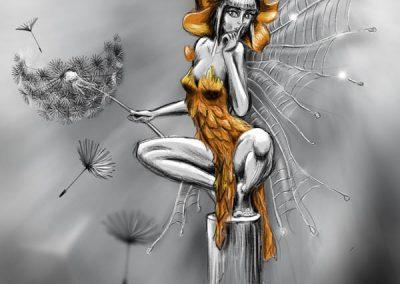 Bluebell artwork