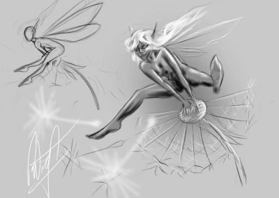 skylark artwork
