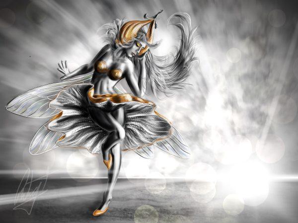 Dancing Pepper